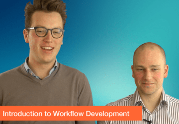 Introduction to Workflow Development